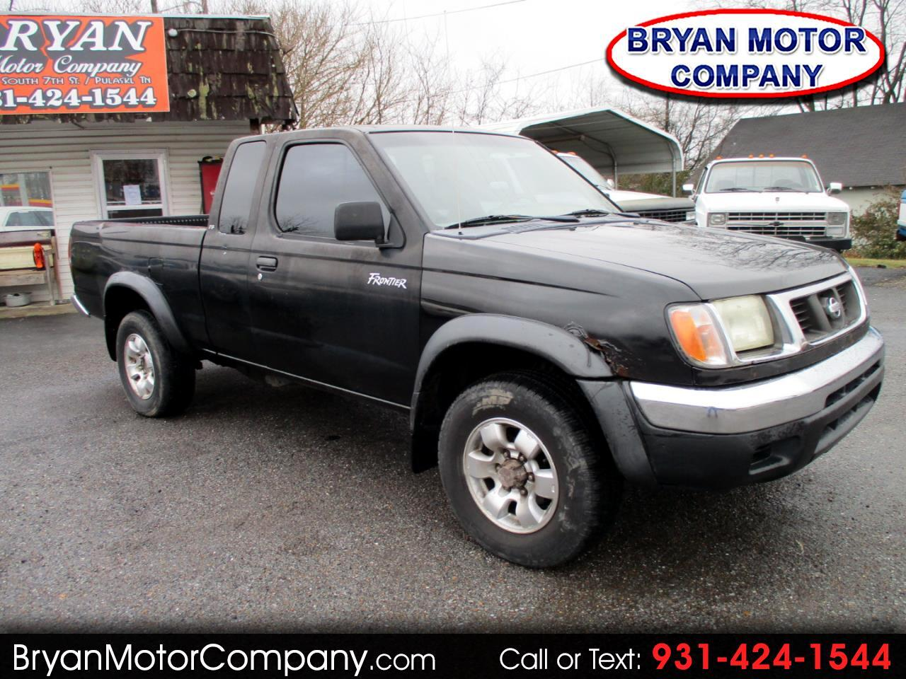 Nissan Frontier 4WD XE King Cab V6 Auto 1999