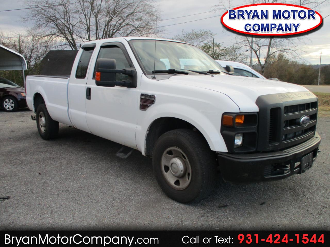 "Ford Super Duty F-250 SRW 2WD SuperCab 142"" XL 2008"