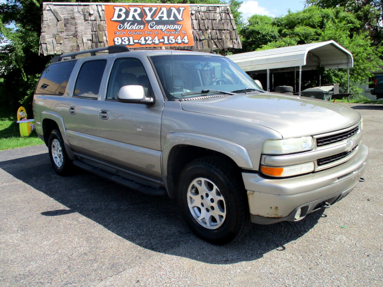 Chevrolet Suburban 4dr 1500 4WD Z71 2003