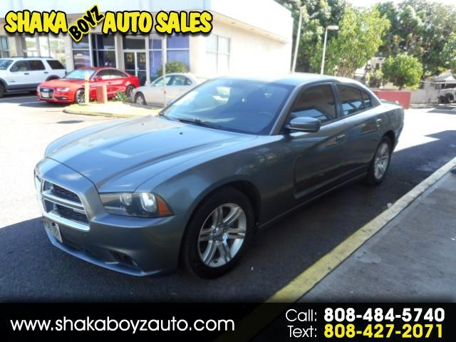 2011 Dodge Charger RALLEY