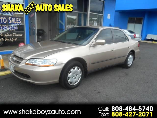 2000 Honda Accord LX sedan