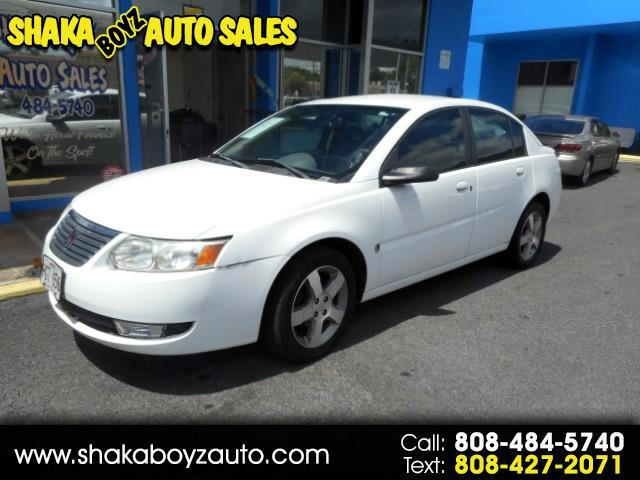 2007 Saturn ION 3 Sedan Automatic