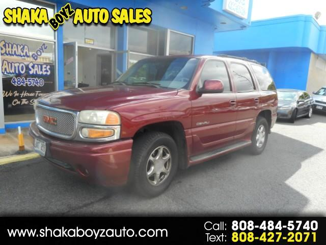 2002 GMC Yukon Denali Base