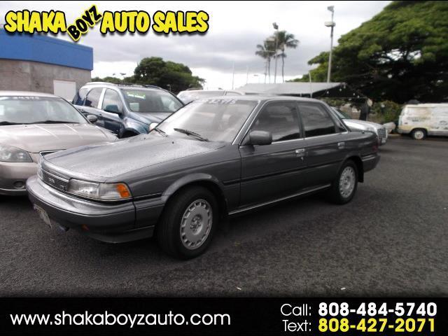 1988 Toyota Camry LE V6 Sedan