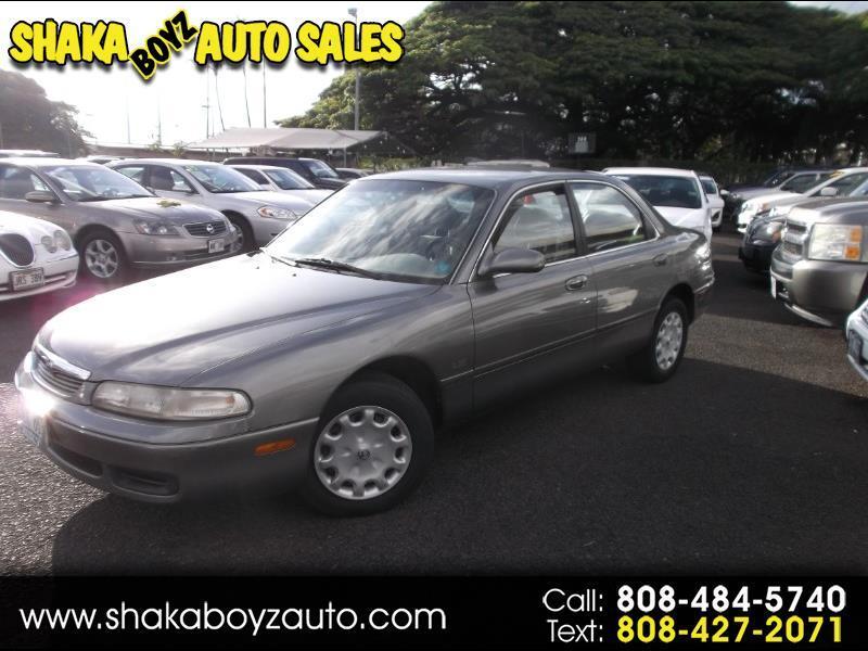 1997 Mazda 626 DX sedan