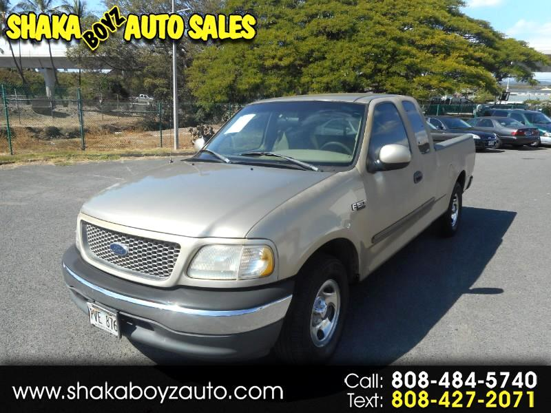 2000 Ford F-150 2WD Supercab 163