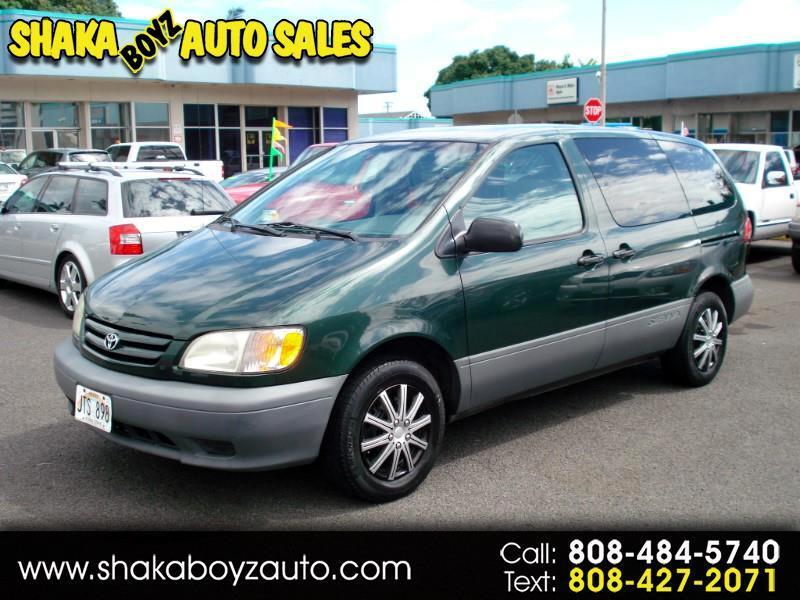 Toyota Sienna XLE 4-Door 1999