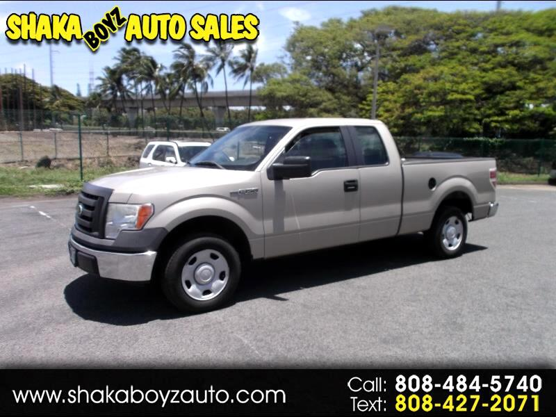 2009 Ford F-150 XL SuperCab 6.5-ft. Bed 2WD
