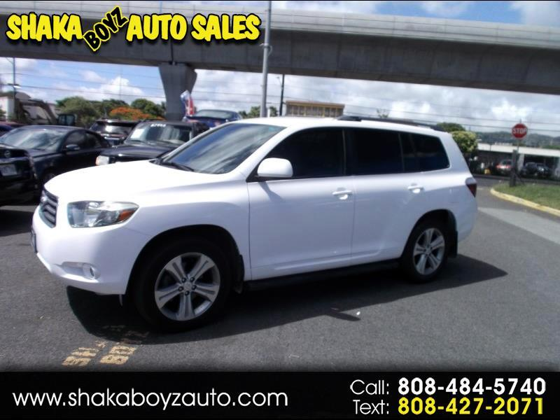 2008 Toyota Highlander 4dr V6 Limited w/3rd Row (Natl)