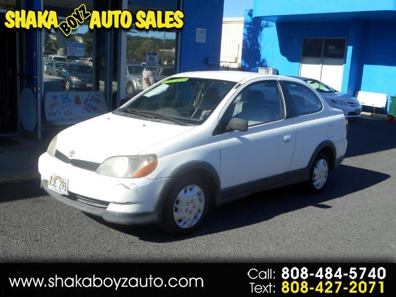 Toyota ECHO 2-Door 2000
