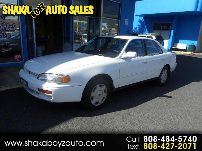 Toyota Camry LE V6 Sedan 1995