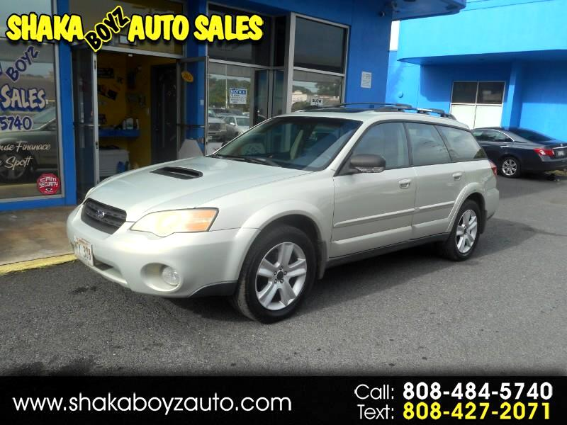 Subaru Outback 2.5XT Limited Wagon 2006