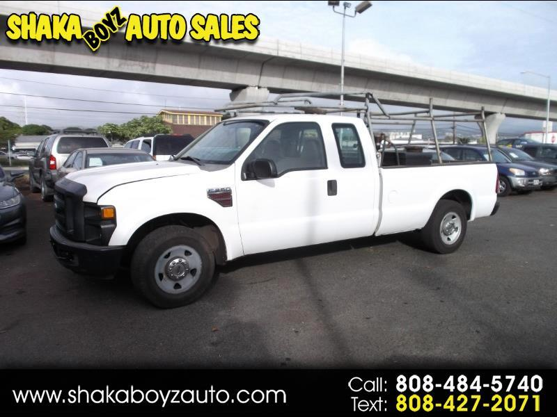 Ford F-250 SD XLT SuperCab Long Bed 2WD 2008