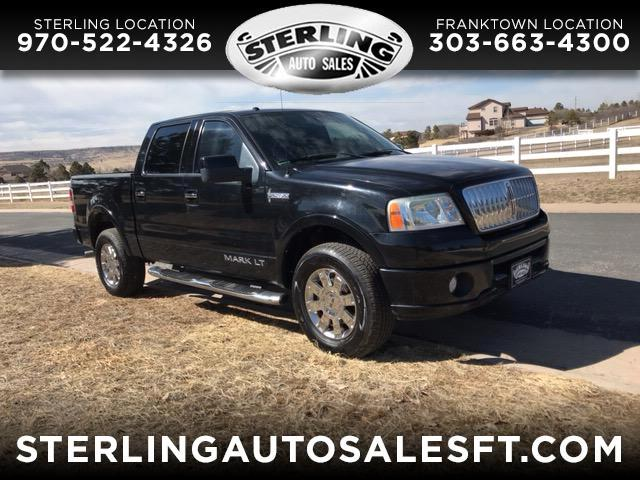 2008 Lincoln Mark LT 4WD Supercrew 139