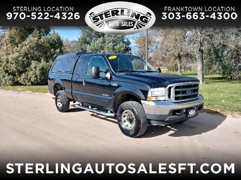 2002 Ford F-250 SD Lariat