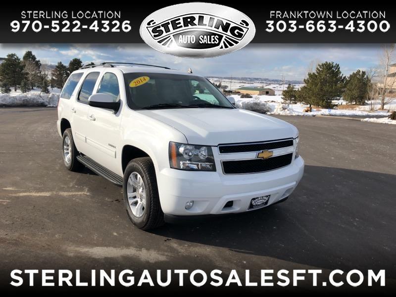 2014 Chevrolet Tahoe LT1 4WD