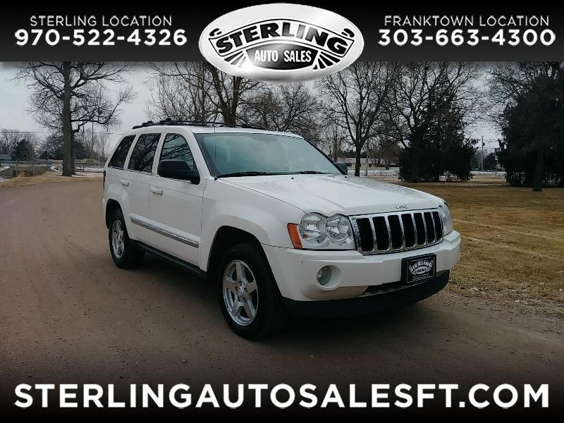 2005 Jeep Grand Cherokee 4dr Limited 4WD 5.9