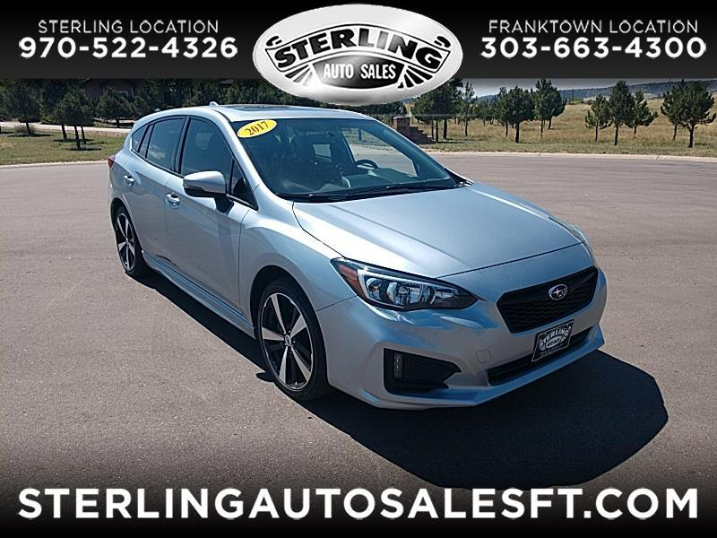 Subaru Impreza 2.0i Sport 5-door Manual 2017