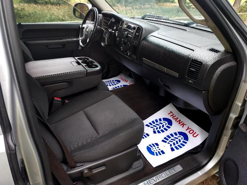 Chevrolet Silverado 1500 LT Ext. Cab Long Box 4WD 2013