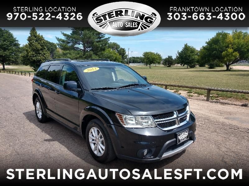 Dodge Journey SXT AWD 2013