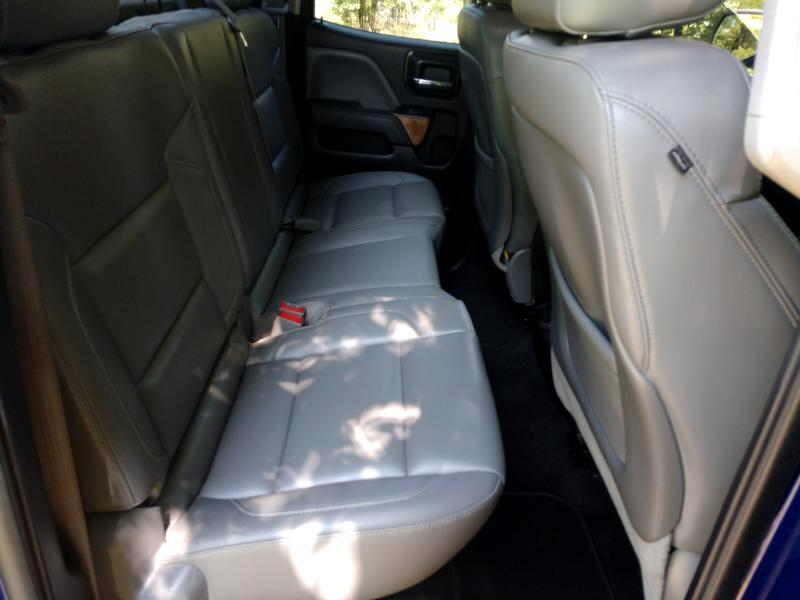 GMC Sierra 1500 SLT Ext. Cab 4WD 2014