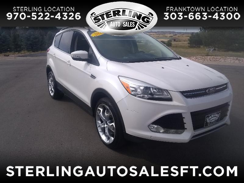 Ford Escape 4dr 3.0L Limited 4WD 2016