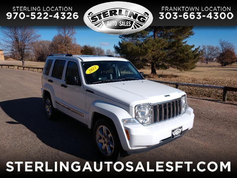 Jeep Liberty 4WD 4dr Limited 2011