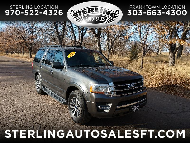 Ford Expedition 4WD 4dr XLT 2016