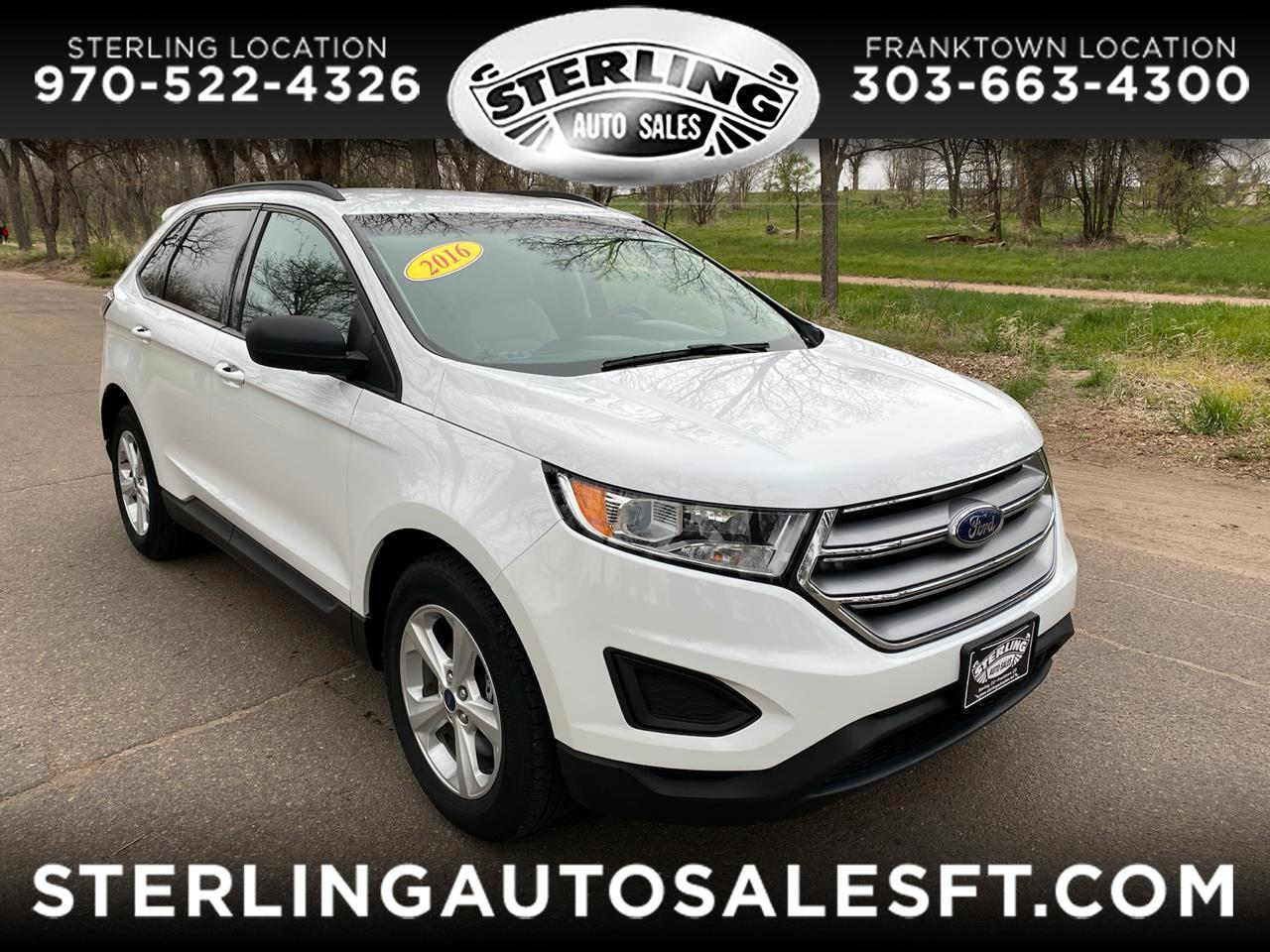 Ford Edge 4dr SE AWD 2016
