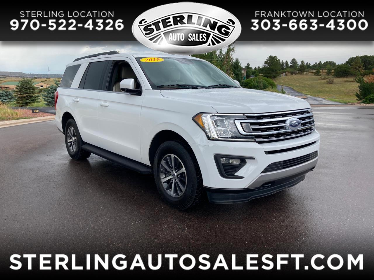 Ford Expedition 4WD 4dr XLT 2018