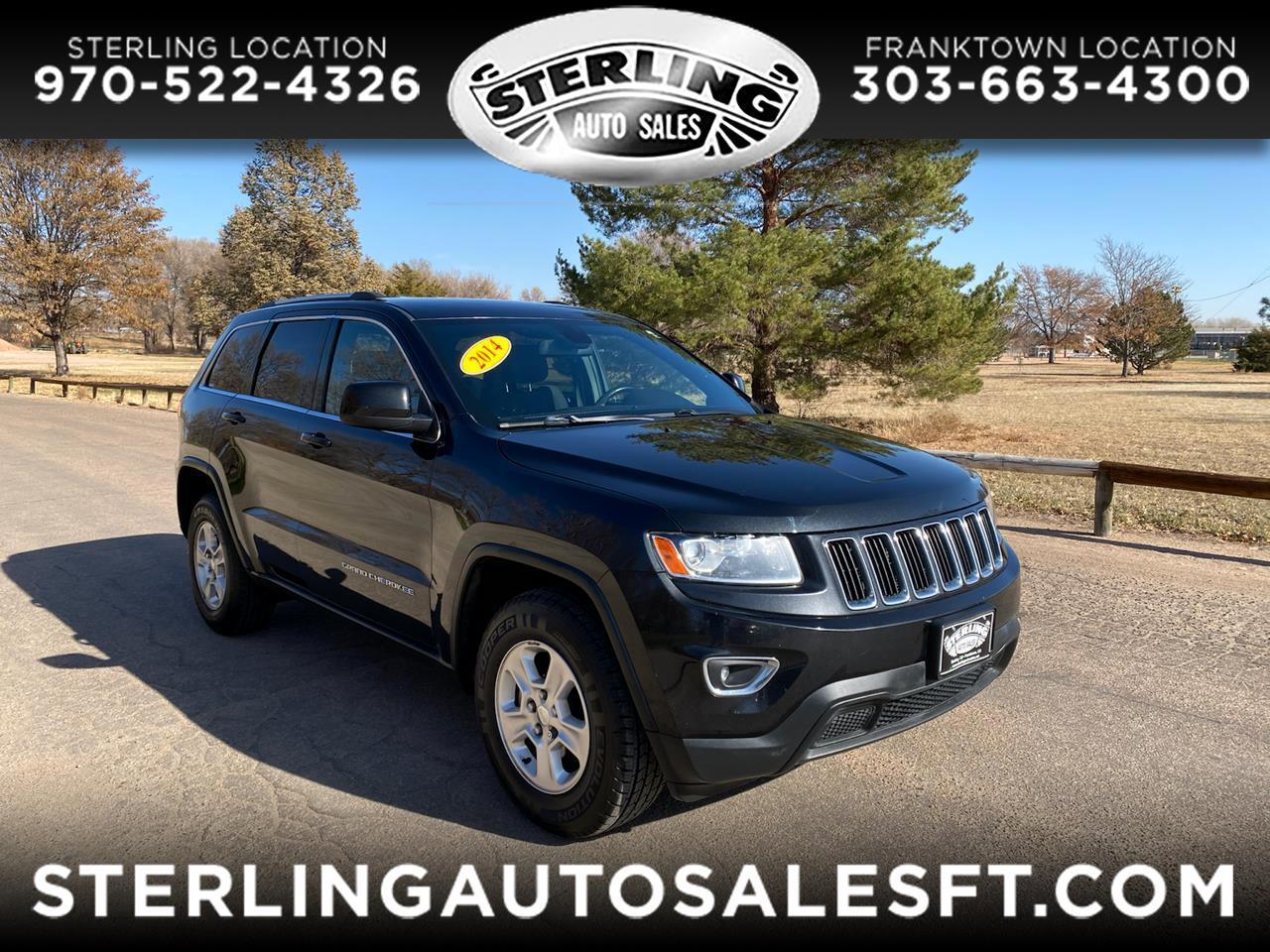 Jeep Grand Cherokee 4WD 4dr Laredo 2014