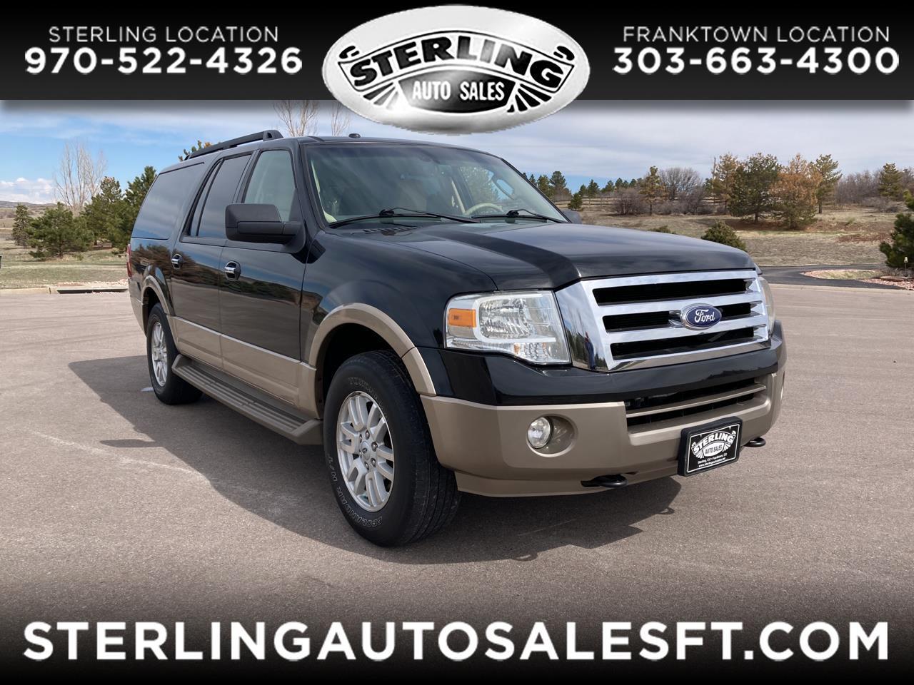 Ford Expedition EL 4WD 4dr XLT 2014