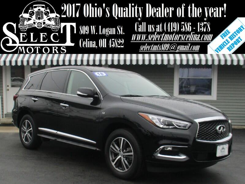 2018 Infiniti QX60 Base AWD