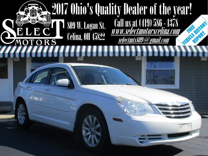 2010 Chrysler Sebring Sedan Limited