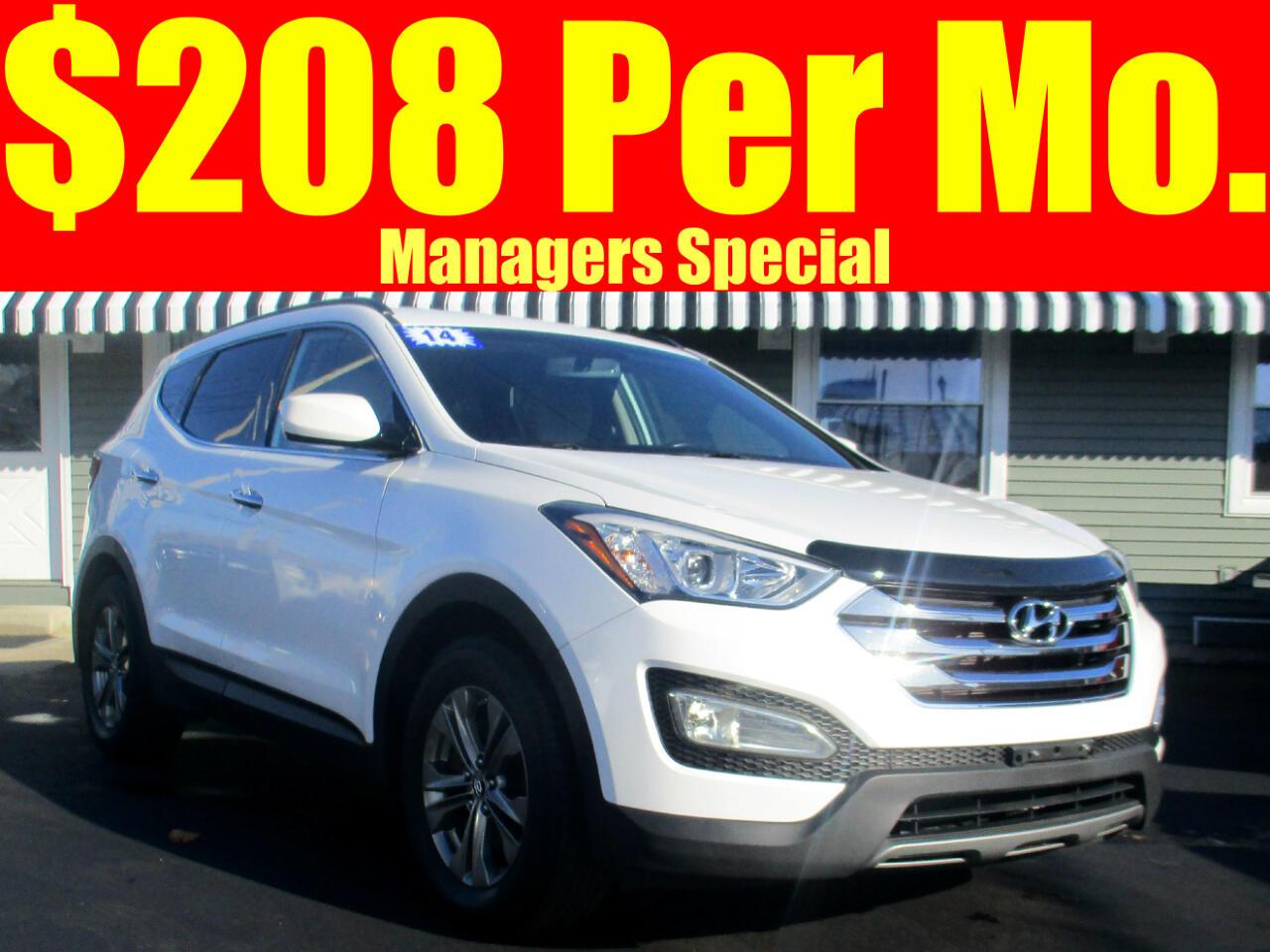 Hyundai Santa Fe Sport 2.4 FWD 2014