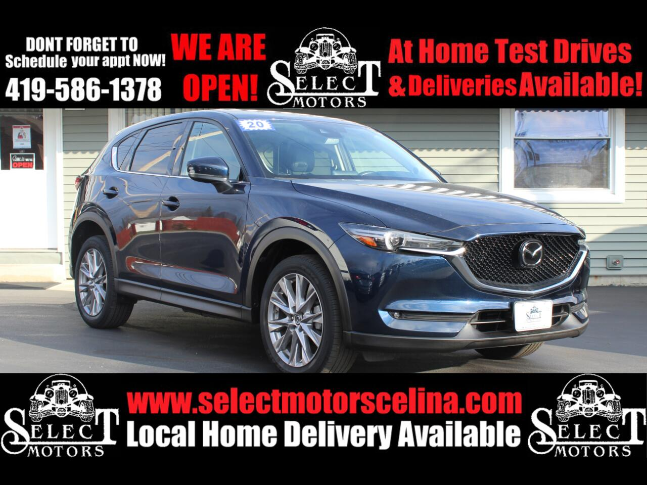 Mazda CX-5 Grand Touring AWD 2020