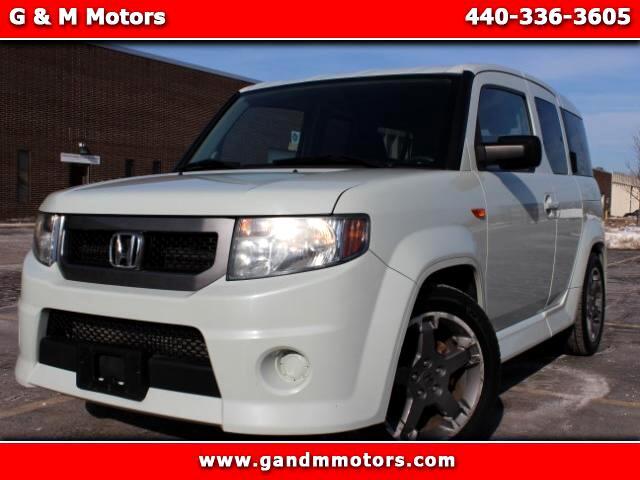 2009 Honda Element SC 2WD AT