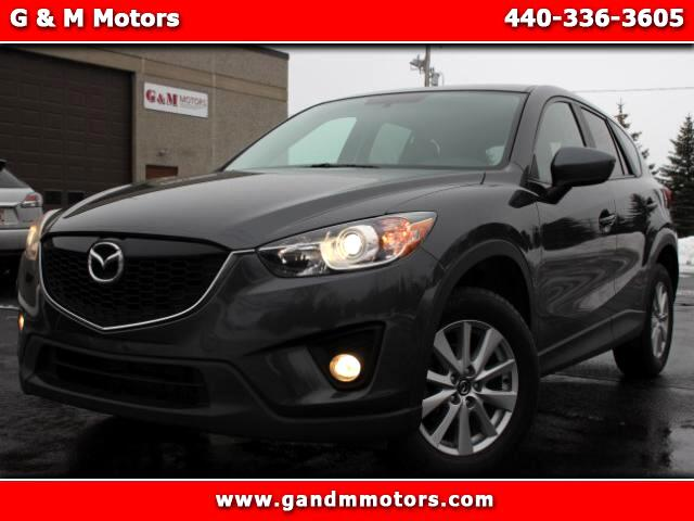 2015 Mazda CX-5 Touring AWD