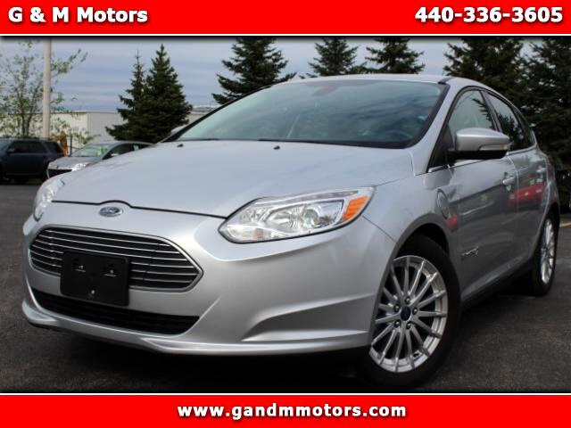 2012 Ford Focus BEV Base