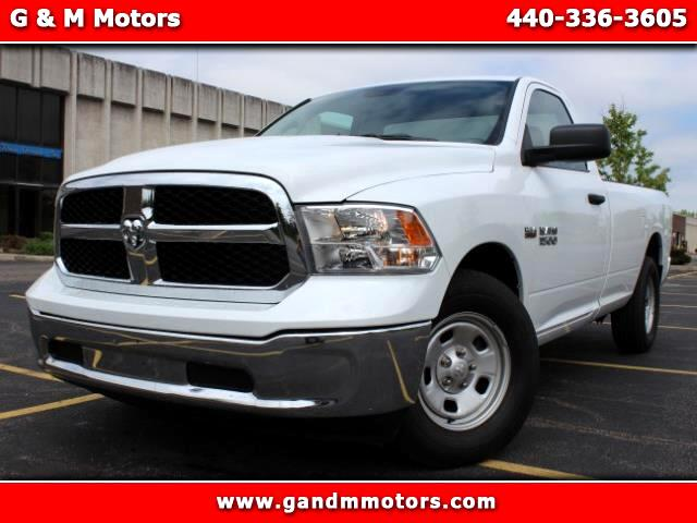2017 RAM 1500 Tradesman Regular Cab LWB 2WD