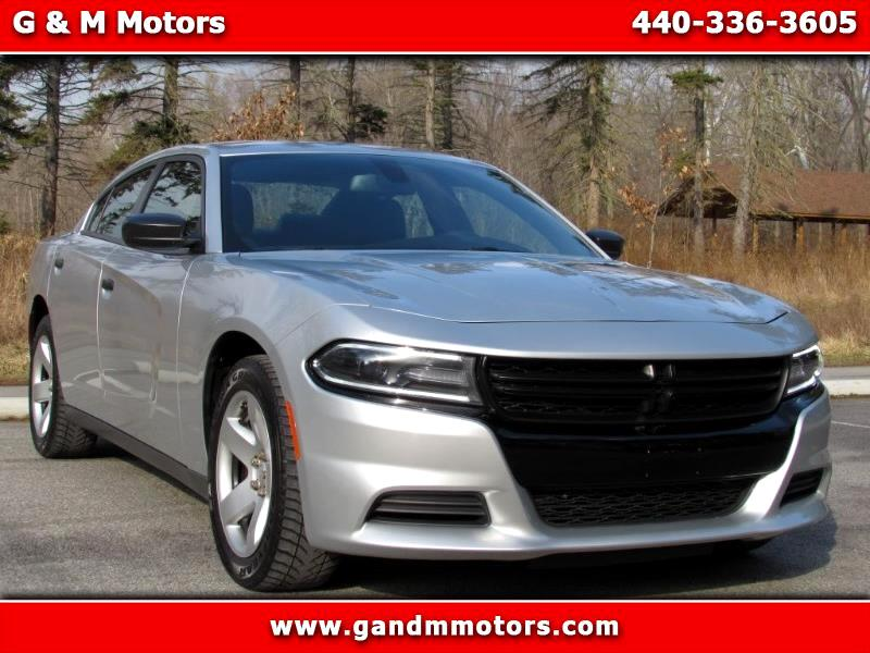 2016 Dodge Charger 4dr Sdn Police RWD