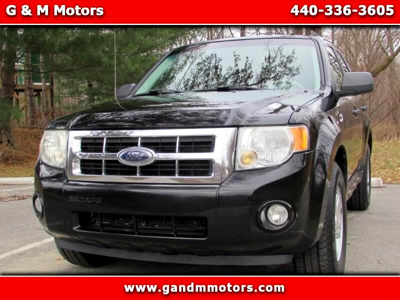 2008 Ford Escape Hybrid FWD