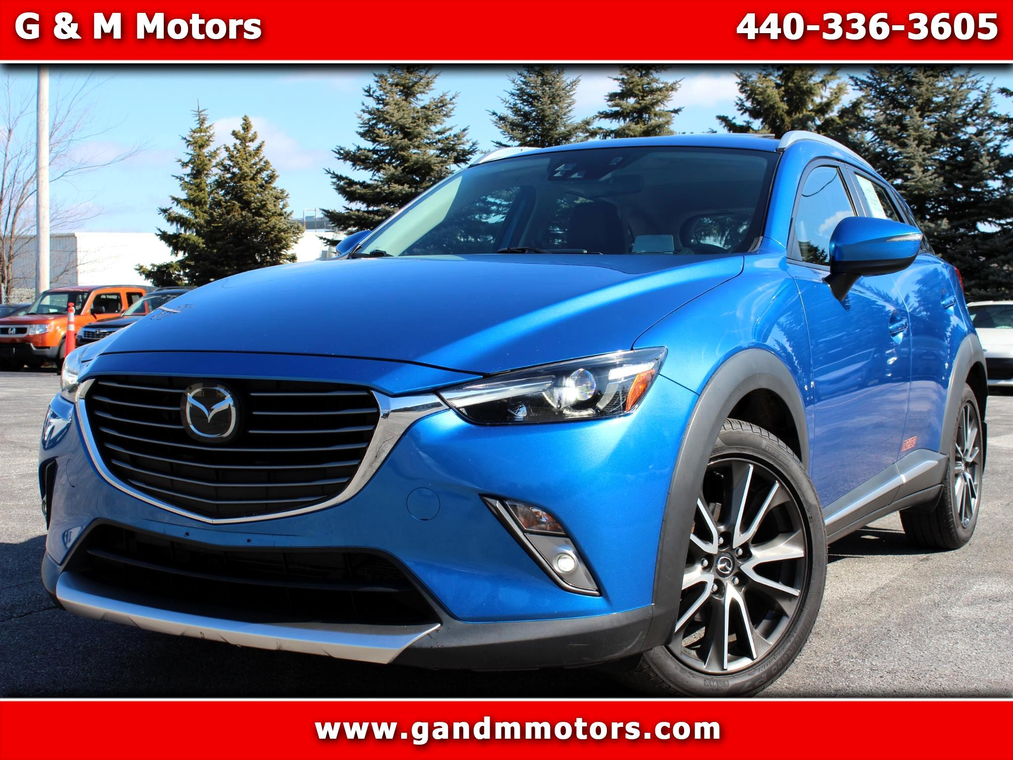 Mazda CX-3 AWD 4dr Grand Touring 2016