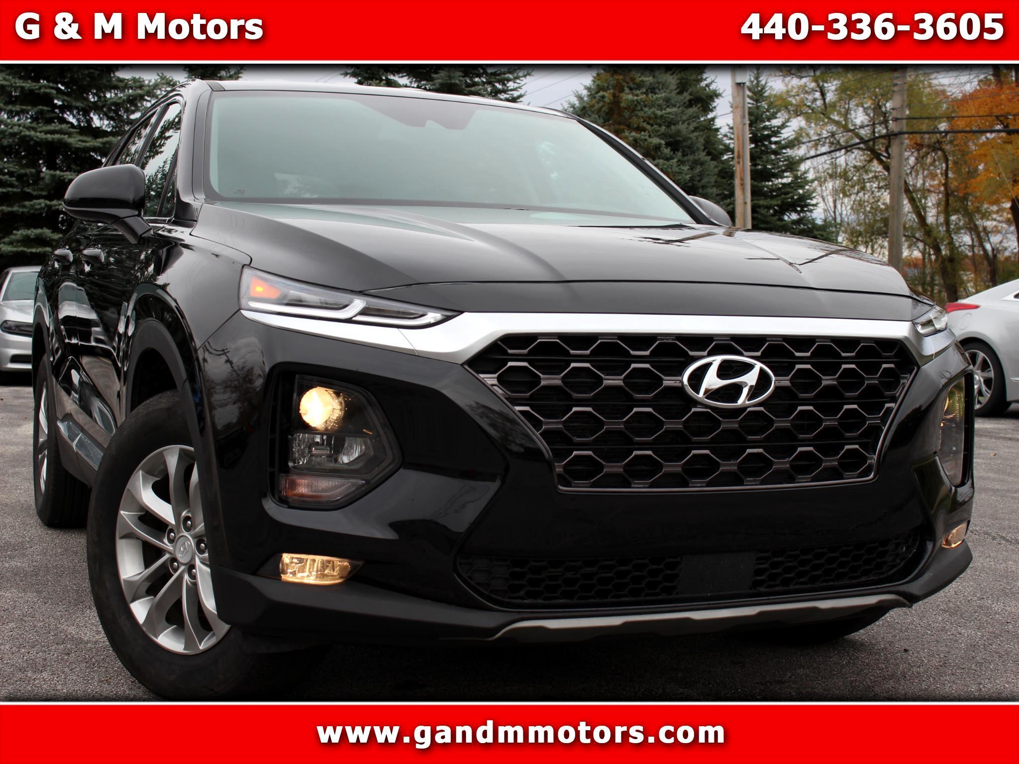Hyundai Santa Fe SEL 2.4L Auto FWD 2020