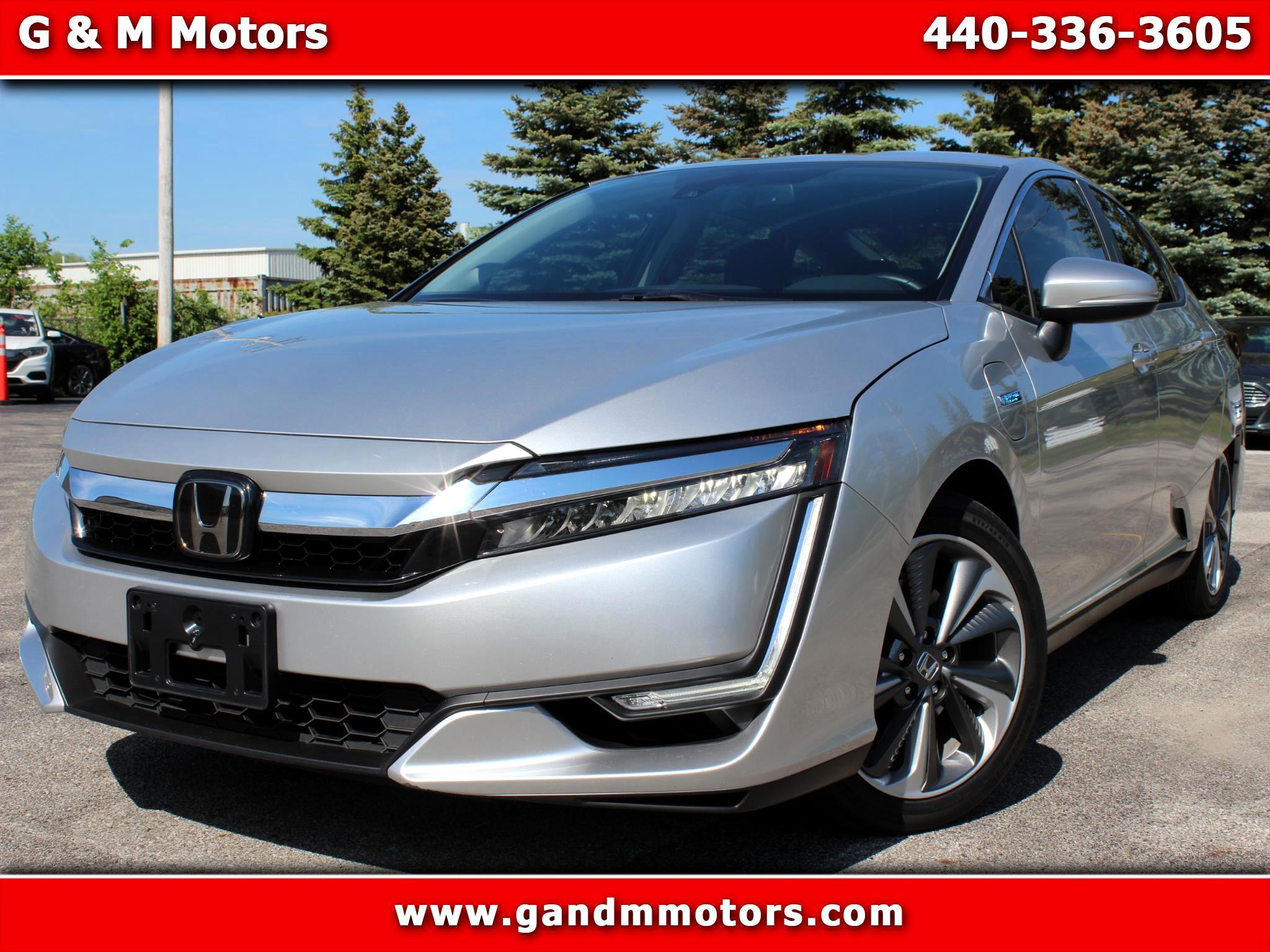 Honda Clarity Plug-In Hybrid Touring Sedan 2020