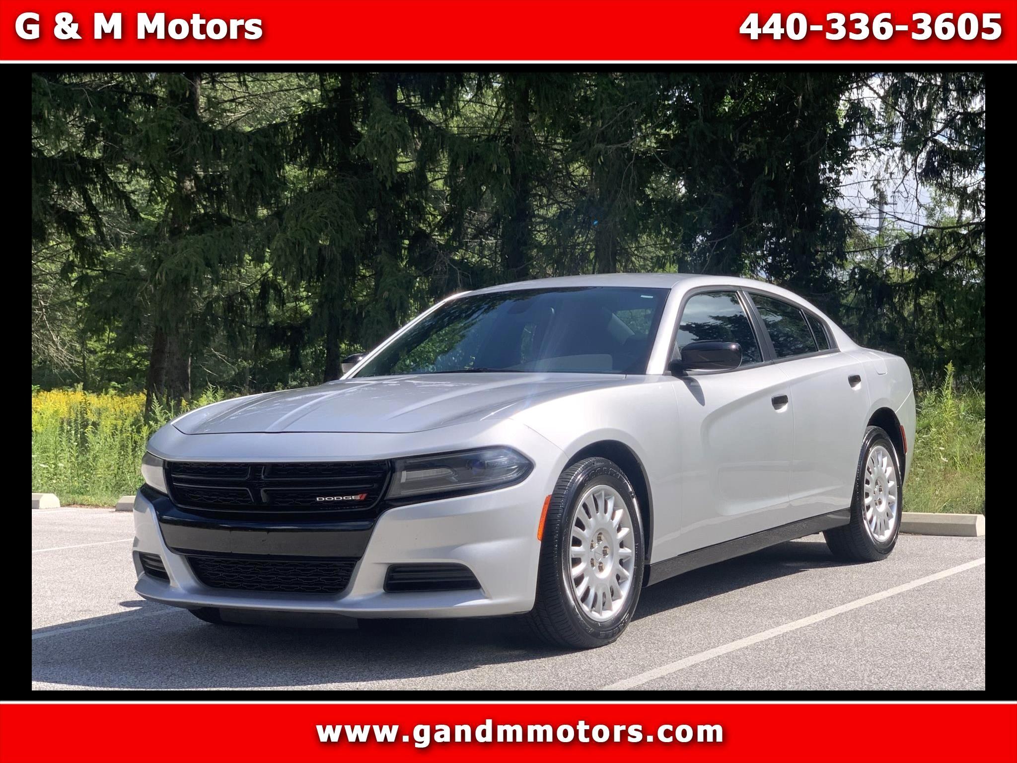 Dodge Charger Police AWD 2018