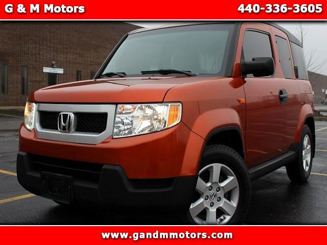 2010 Honda Element EX 2WD AT