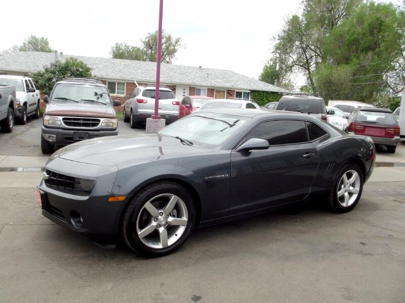 Chevrolet Camaro LT2 Coupe 2010