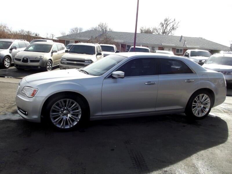 Chrysler 300 C RWD 2012