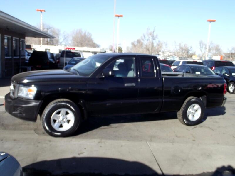 Dodge Dakota SXT Ext. Cab 4WD 2008